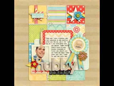 Diy Retirement Scrapbook Page Ideas Youtube