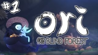I'M IN A DISNEY GAME! | Ori and the Blind Forest #1