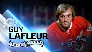 Guy Lafleur won Cup five times in Montreal