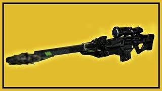 Destiny Taken King: How to Get Black Spindle - Exotic Sniper Rifle (aka Black Hammer)