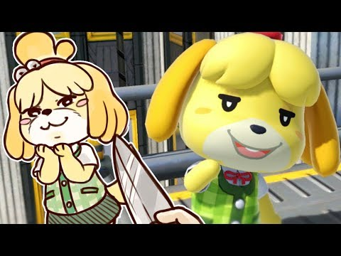 Isabelle Doesn't Even Try (Super Smash Bros. Ultimate Montage) thumbnail