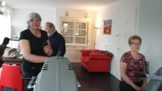 Sporten in huiskamersfeer in Doesburg