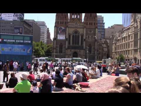 Melbourne, Victoria, Australia (A Day in Life)