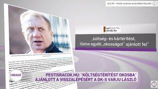 pestisracok.hu: Költségtérítést okosba