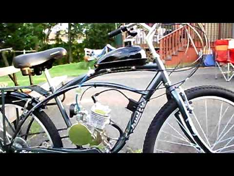 0e2d43790c3 80 cc schwinn lakeshore complete with expansion chamber - YouTube