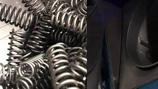 how to change piston return springs