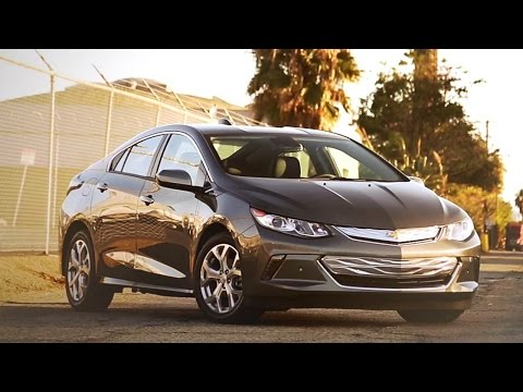 2017 Chevy Volt - Review and Road Test