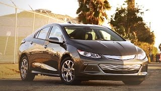 2016 Chevy Volt - Review and Road Test