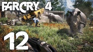 Far Cry 4 PC Gameplay Walkthrough - Drunk Temple Worship #12