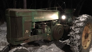 John Deere 2 Cylinder Carb Repair
