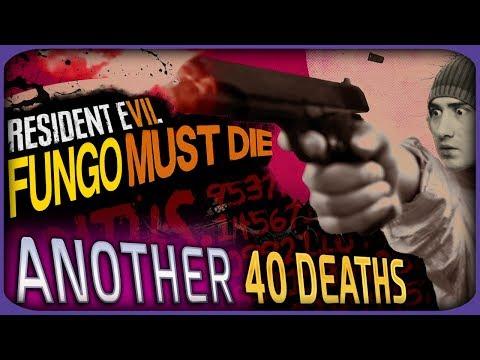 Funny Death Compilation #2 - The Hardest Resident Evil DLC