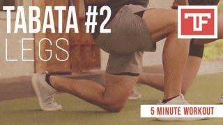 Lower Body - Tabata #2