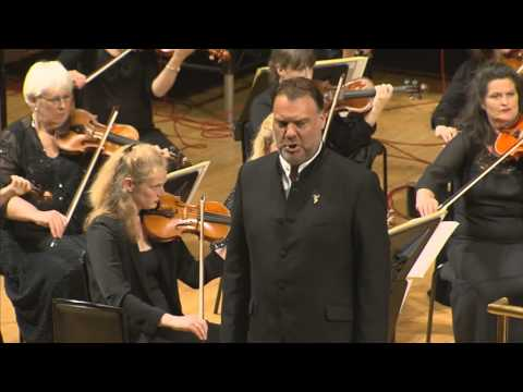 Bryn Terfel 'Credo in un Dio crudel' with the RTÉ Concert Orchestra at the National Concert Hall