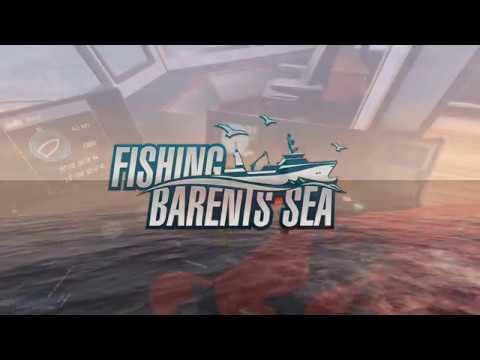 Fishing: Barents Sea - Trawlers