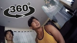 GHOST CAUGHT ON 360 CAMERA!