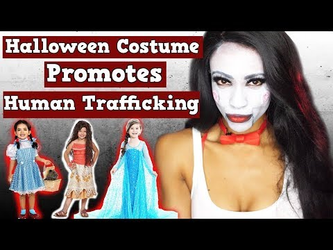 Kmart Promotes Human Trafficking With Inappropriate Halloween Costume