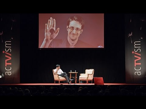 Edward Snowden: 'National Security' Really Means Protecting the Status Quo
