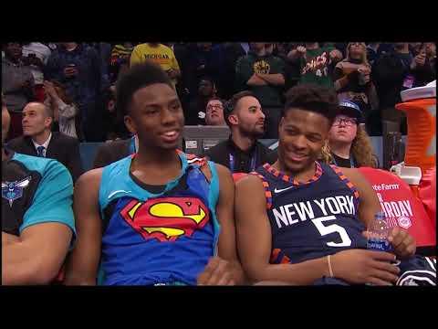 2019 NBA All Star Weekend Dunk Contest Highlights!!!