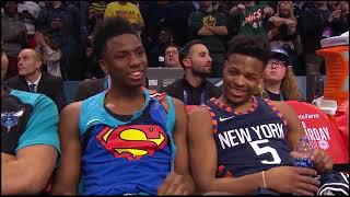 2019 NBA All Star Weekend Dunk Contest Highlights!!! Video