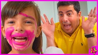 LAURINHA TURNS PRINCESS IN BEAUTY CONTEST