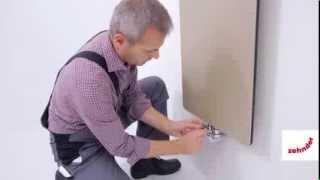 Дизайн-радиаторы. Zehnder Vitalo(Невесомое тепло. Выбор профессионалов. Легко поднимать, легко монтировать, легко продавать. Больше информа..., 2014-02-03T12:35:54.000Z)