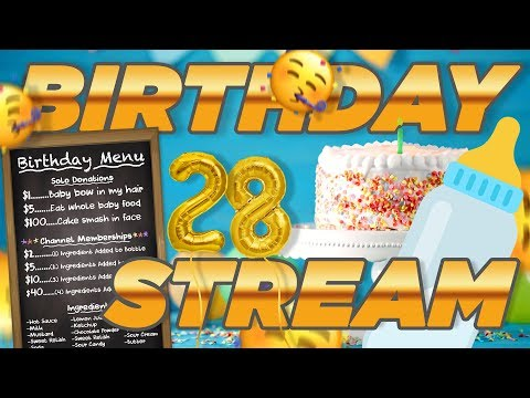 ��BIRTHDAY STREAM Things are about to get crazy...(plus some Brawl Stars throughout lol)��