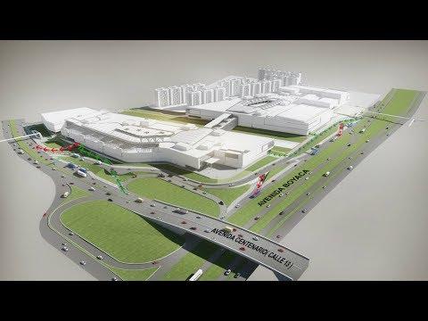 Bogotá avances Centro comercial El Edén será el más grande de Colombia 2018