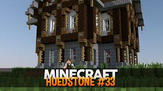 Minecraft Huedstone #33: O Server Criativo. Construções incríveis! (ft. Cass)