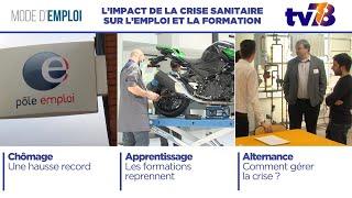 Mode d'Emploi. L'impact de la crise sanitaire sur l'emploi et la formation