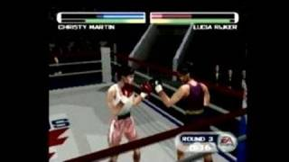 Knockout Kings 2001 PlayStation Gameplay_2000_10_02_1