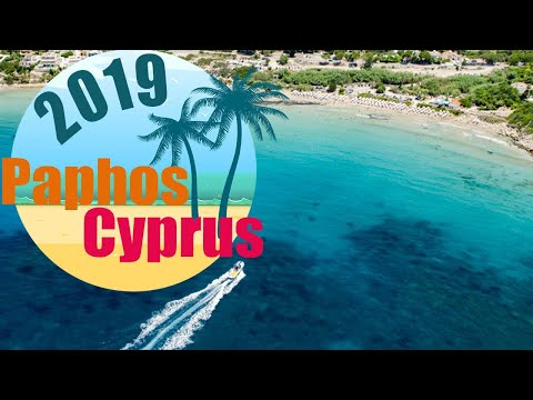 Paphos Cyprus 2019 - Vacation in Paphos Cyprus