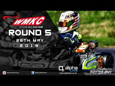 Whilton Mill Kart Club Round 5 LIVE From Whilton Mill
