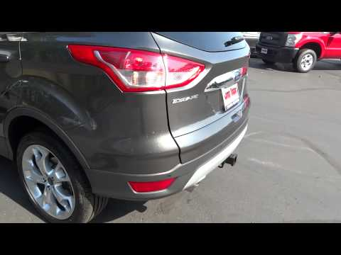 2015 ford escape redding eureka red bluff northern for Crown motors redding ford