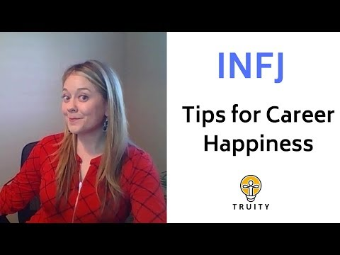INFJ Tips For Career Happiness