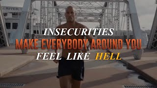 The Most MOTIVATING 3 Minutes Of YOUR LIFE (Deal With Insecurities)|David Goggins & Lewis Howes