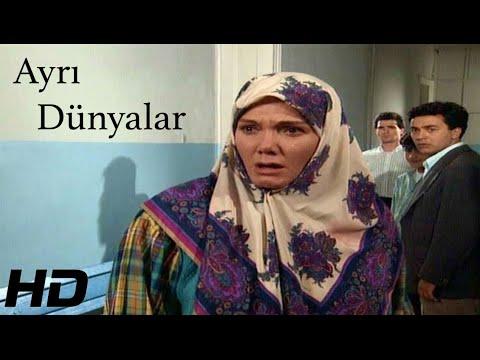 Ayrı Dünyalar - Film-  Sezer Güvenirgil, Mahmut Hekimoğlu- Azra Balkan, Reha Yeprem, Lütfi Seyfullah