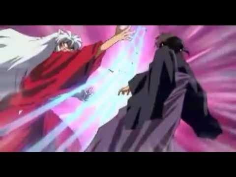 InuYasha- Full Demon Transformation - YouTube