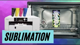 How To Sublimate A Can Hugger …