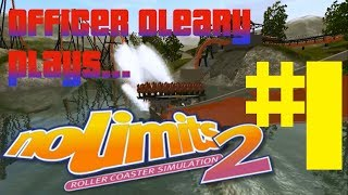 OfficerOLeary off Duty - NoLimits RollerCoaster Simulation 2 - Episode 1 - SICK GRAPHICS!