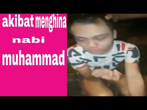 Lagi viral di malaysia penghina nabi Muhammad di hajar masa