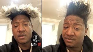 What Ya'll Think Of Yung Joc New Hairstyle? 💇🏾‍♂️