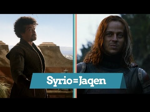 Game of Thrones Teori : Apakah Syrio Masih Hidup ? (INDONESIA)