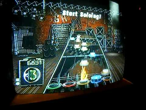 Guitar hero 3-Cult of personality solo