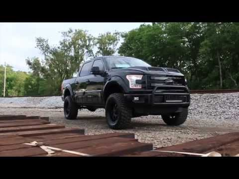 2016 F150 Black Ops - YouTube