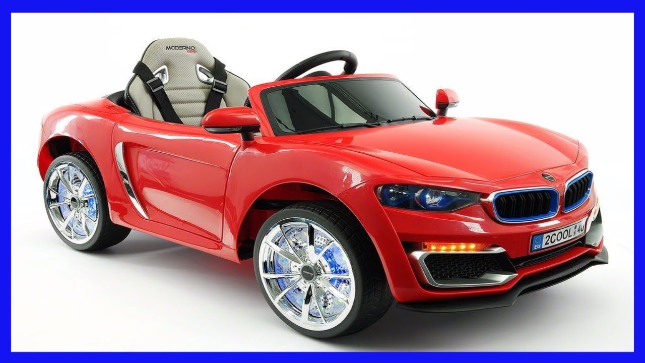 Power Wheels 2017 Bmw Kids Electric Ride On Car Cars For Kids