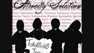 Watch Atrocity Solution Down The Alleyway video