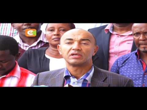Peter Kenneth ajitosa tena kuwania ugavana Nairobi, akiwa huru