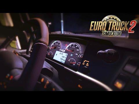 EuroTruck Simulator 2 | Mercedes Actros  - Marsella-Paris | Vive la France | 1ra Parte