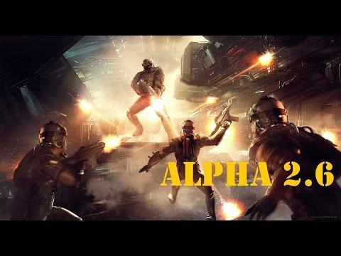 """Star Citizen Alpha 2.6 Star Marine """"Last Stand in Station Demien"""""""