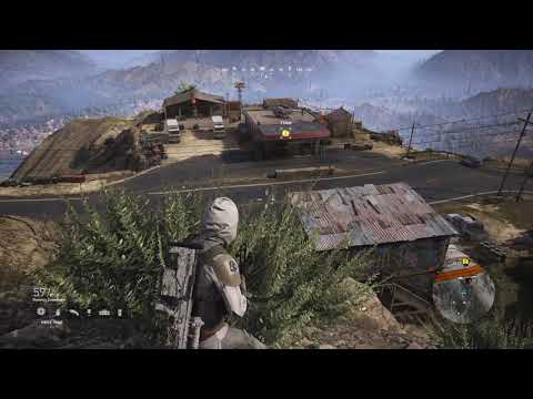 Ghost Recon Wildlands I AM SO TERRIBLE AT THIS GAME!